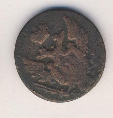 1 грош 1831 г. KG. Для Польши (Николай I). Тиражная монета