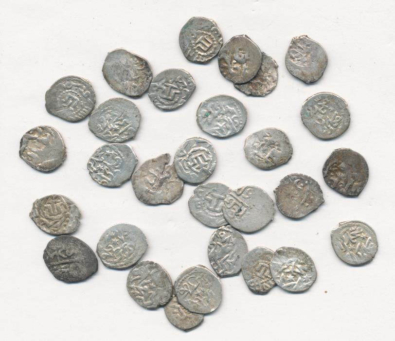 ордынские монеты фото превращали квадраты шелковой