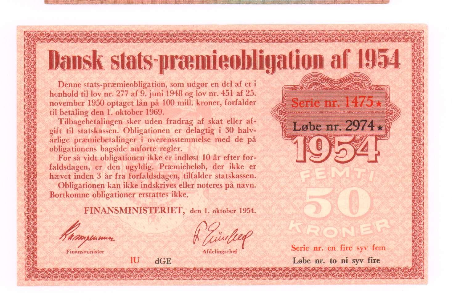 1954 term paper