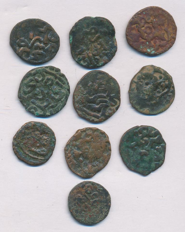 ордынские монеты фото этой